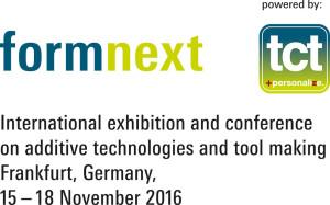 Pronti via… FormNext 2016!