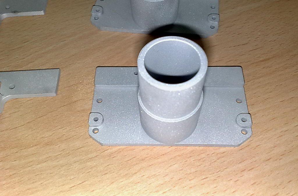 Prototipi in Alumide per prestazioni simili al metallo