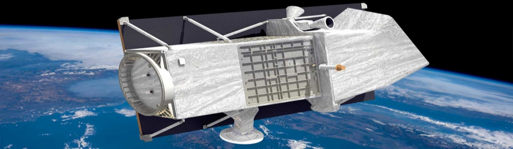 How to make a scale model of a satellite: the PRISMA case