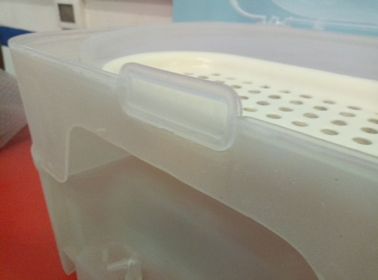 Silicone replicas rubber prototype for medical use
