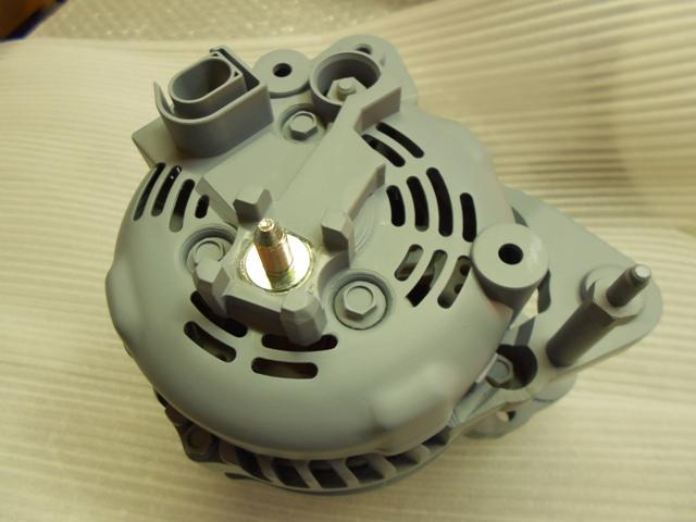 prototipo stampa 3d in stereolitografia con inserto