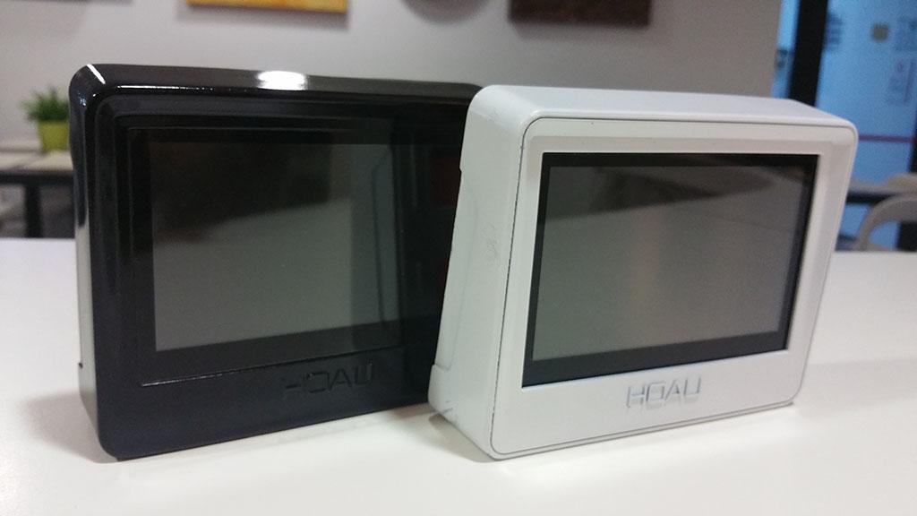 Prototipo stampa 3d in stereolitografia