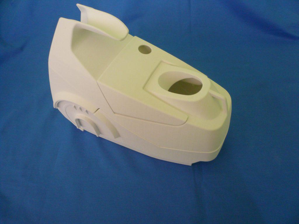 prototipo stampa 3d in sinterizzazione nylon