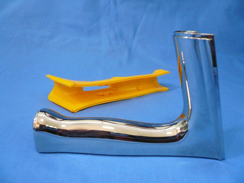 stampa 3d in stereolitografia con metallizzazione