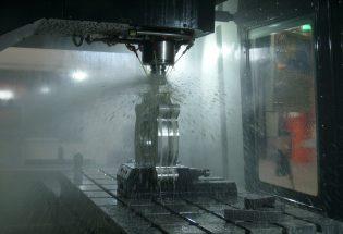 lavorazione meccanica CNC