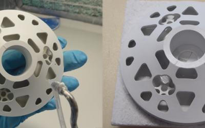 Prototipi in ceramica dalle elevate prestazioni