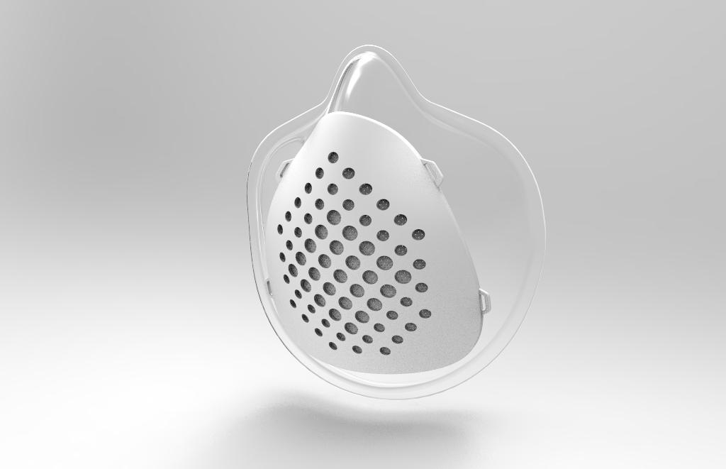 Mascherina Coesum con filtro intercambiabile
