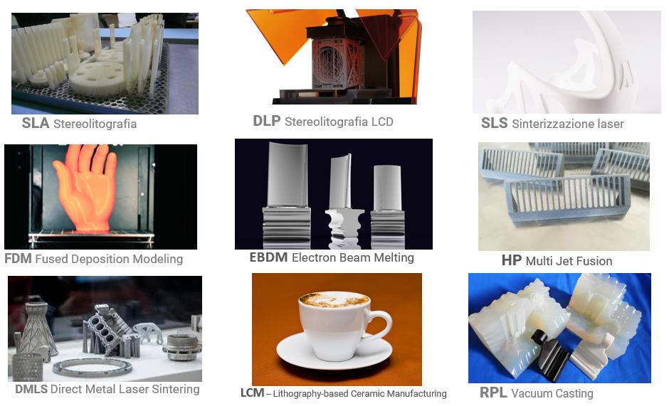 Realizzazione prototipi industriali