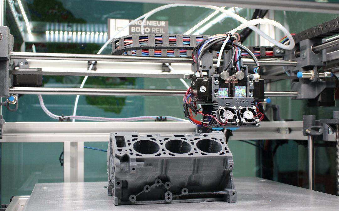 Stampa 3D, la quarta rivoluzione industriale