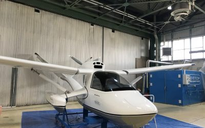 SEAGULL innovative ultralight seaplane