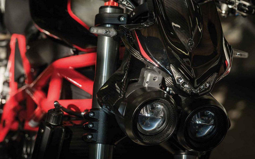 L'utilizzo dello stampaggio a iniezione per le moto da strada